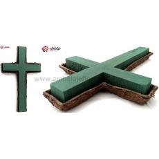 Croce di spugna bagnata