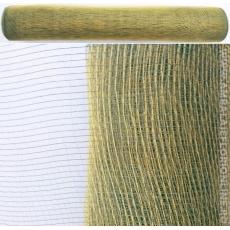 Maglia semplice in plastica color cachi