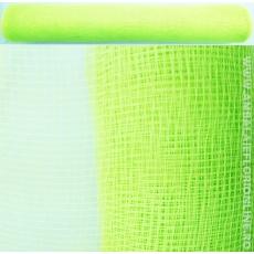 Rete di plastica semplice verde chiaro