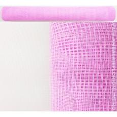 Semplice maglia di plastica rosa