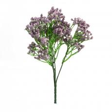 Bouquet di lamponi, 360 gemme, bianco siclam