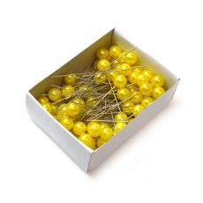 Ace 10 mm x 6,5 cm 50 pezzi gialli