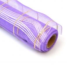 Rete semplice con filo lilla