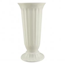 Vaso da terra 22x45 cm bianco
