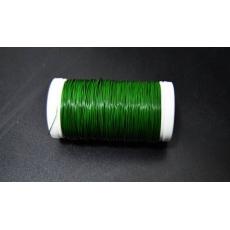 Filo della bobina decorativo verde