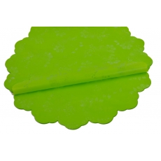 Cellophane rotondo 50CM PIW verde chiaro