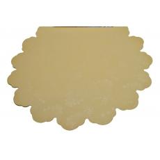 Cellophane rotondo 60CM PIW crema