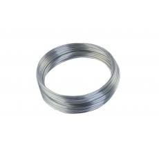 Filo di alluminio 2 mm x 5 m argento