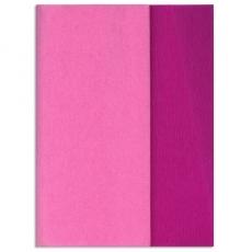 Gloria Doublette carta crespa aperta siclam-siclam, codice 3318