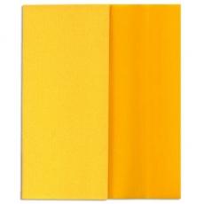 Carta crespa Gloria Doublette giallo chiaro-giallo, codice 3404