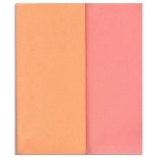 Carta crespa color salmone Gloria Doublette - rosa chiaro, codice 3409