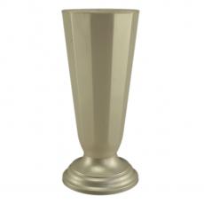 Vaso Pearl16x38 cm bianco perla