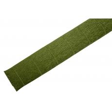 Carta Crępe Floristica - Verde Oliva TT - codice 17A8