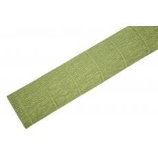 Carta Crępe Floristica - Verde Antico - codice 612