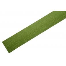 Carta Crêpe Floristica - Verde Oliva - codice 622
