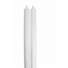 Candele nuziali a spirale 110 cm