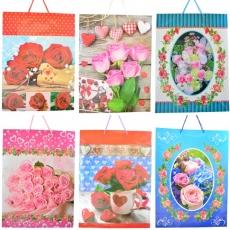 Set di 12 sacchetti regalo 45x61x18