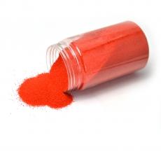 Sabbia ornamentale rosso corallo