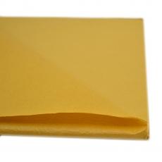 Carta cerata giallo senape 20 fogli