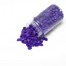 Granulazione di ghiaia ornamentale 6-9 mm viola