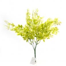 Bouquet di more bianche verdi